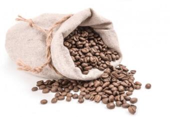 Le cafe en grains decafeine